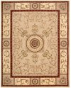 Versailles Palace Vp04 Bge Rectangle Rug 7'6'' X 9'6''