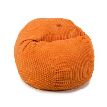 Full Chair - Terry Corduroy - Orange