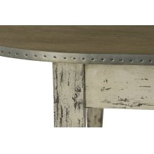 Christine Rounded Dining Table