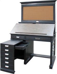 Architect's Desk With Hutch