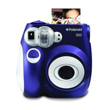 Polaroid Compact Instant Analog Camera PIC300P, Purple