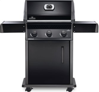 Rogue 425 Gas Grill , Black , Propane
