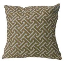 Pillow (4/cs)/amoret/tan/cream