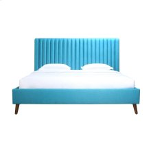 Camilla Queen Bed Blue
