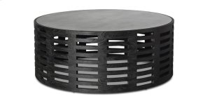 Palmer Mink Round Coffee Table