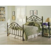 Dynasty Bed - Available in Full Size, Queen Size, and King Size. Product Image