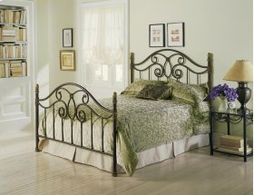 Dynasty Bed - Available in Full Size, Queen Size, and King Size.