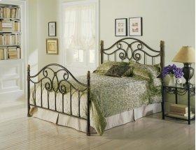 Dynasty Bed - QUEEN
