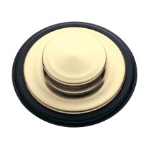 Sink Stopper - French Gold
