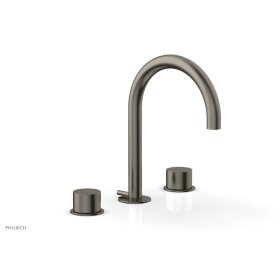 BASIC II Widespread Faucet 230-02 - Pewter