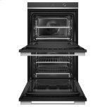 "Fisher & Paykel Double Oven, 30"", 17 Function, Self-cleaning"