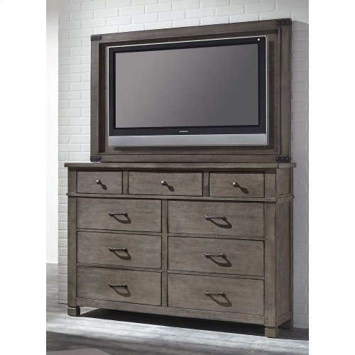 TV Frame with TV Mount for -455