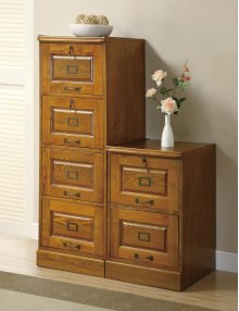 4-drawer File Cabinet