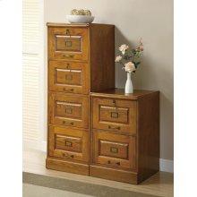 Palmetto Four-drawer File Cabinet