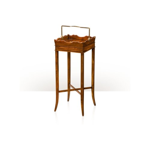 The Georgian Butler Accent Table