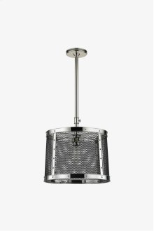 Ipswich Ceiling Mounted Pendant with Mesh Shade STYLE: IPLT01