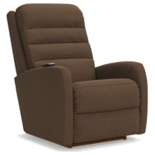 Forum PowerReclineXR® Reclina-Rocker® Recliner w/ Two-Motor Massage & Heat