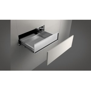 "Fulgor Milano30"" Warming Drawer - Overlay Panel"