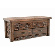 Westcliffe 2 Drawer Blanket Box