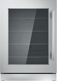 "24"" UNDER-COUNTER GLASS DOOR REFRIGERATION T24UR910LS"