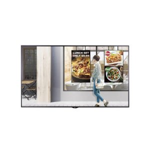 """LG Appliances55"""" XS4F series High Brightness Window Facing Indoor Digital Display with auto brightness control, webOS 3.0 and Quad Core SoC"""