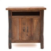 Old Yellowstone - Original 2 Door TV Stand With Open Top Product Image