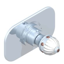 """Trim for THG Thermostat, REFS.5100A 1/2"""" & 5200a 3/4"""""""