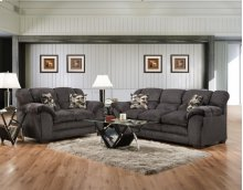 3550 Osaka Chocolate Sofa and Loveseat