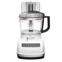 11-Cup Food Processor with ExactSlice System - White