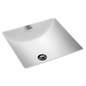 Studio Carre Undercounter Bathroom Sink - White