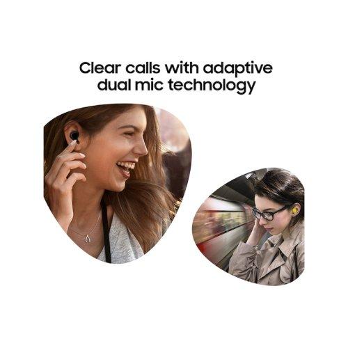 Galaxy Buds, True Wireless Earbuds, Black (Wireless Charging Case Included)