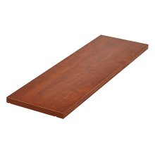 """Extra 1"""" Thick Shelf for 36wx12d Bookcases -"""