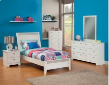 Hailey Teen - Twin Footboard*