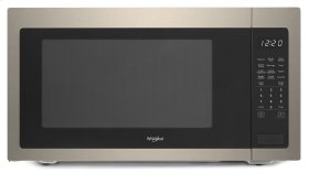 2.2 cu. ft. Countertop Microwave with 1,200-Watt Cooking Power
