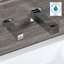 Wall-mount electronic Bathroom Sink faucet for cold or premixed water. Recommended mixing valves sold separately: EX20A or EX25A.
