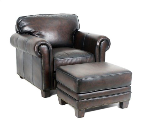 Hillsboro Chair & Ottoman Set