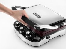CGH902C Ceramic Coated 5 in 1 Grill and Indoor Grill