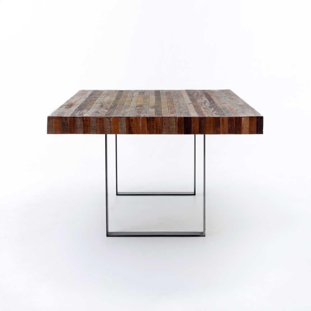 84 dining table farmhouse graham 84 icon furniture art four hands