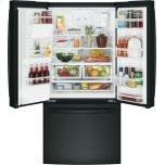 Ge(r) Energy Star(r) 23.6 Cu. Ft. French-Door Refrigerator