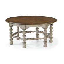 Plymouth Round Cocktail Table