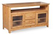 54 Inch Alder TV Console Product Image
