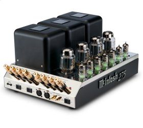 2-Channel Vacuum Tube Amplifier