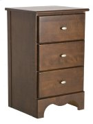 Dover 3 Drawer Night Stand Product Image