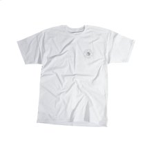 White T-shirt w/ RF 3M Graphic-M