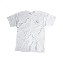 White T-shirt w/ RF 3M Graphic-M
