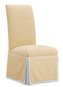 Rachel Armless Dining Chair - 21 L X 26 D X 42 H