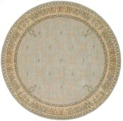 ASHTON HOUSE AS03 SURF ROUND RUG 5'6'' x 5'6''