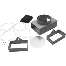 Wall Hood Recirculation Kit