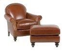 St. James Chair & Ottoman Product Image