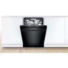 Dishwasher 24'' Black
